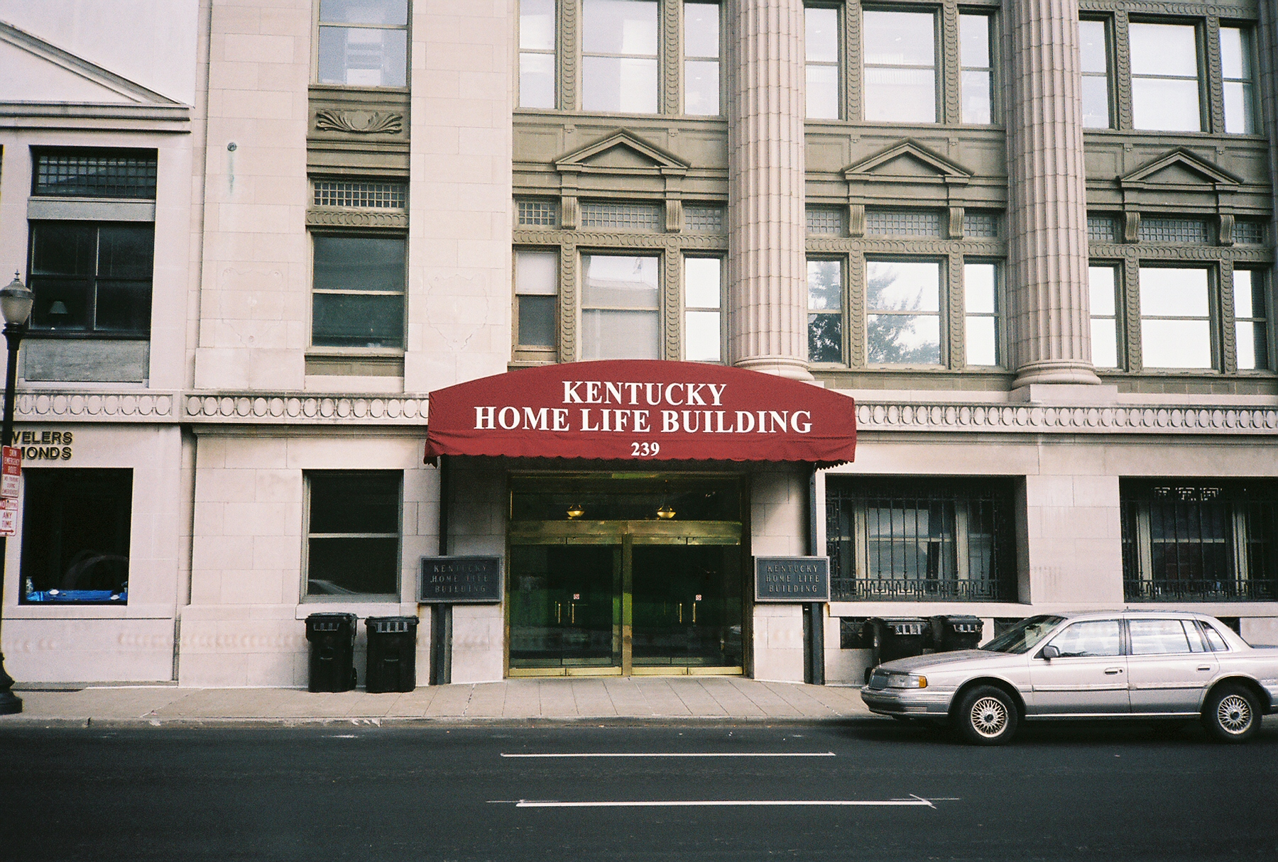 Kentucky Home Life Building