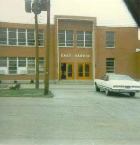 East Hardin High School