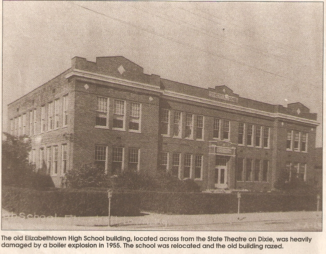 Old EHS building